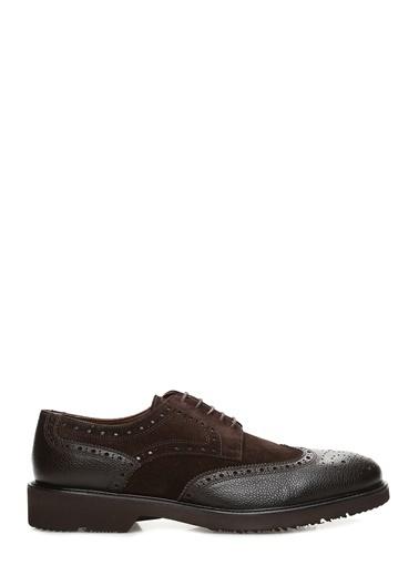 George Hogg George Hogg 7004182 Zımbalı Kahverengi Süet Erkek Ayakkabı Erkek Ayakkabı Kahve